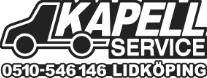 Kapellservice Lidköping